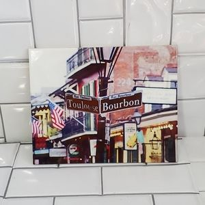 NEW ORLEANS' Photo/ Theme Tile/Wall Hanging Ceram